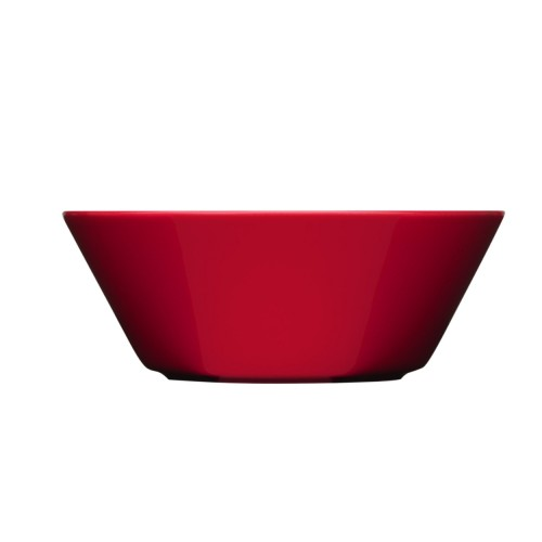 TEEMA BOWL 15CM RED