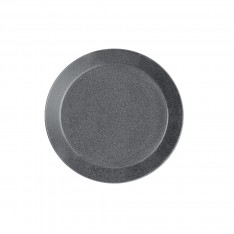 TEEMA PLATE 17CM DOTTED GREY