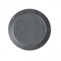 TEEMA PLATE 21CM DOTTED GREY