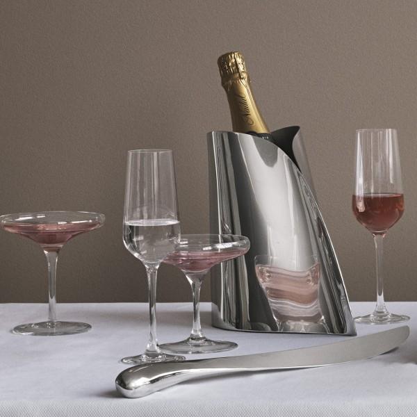 georg jensen indulgence seau champagne. Black Bedroom Furniture Sets. Home Design Ideas