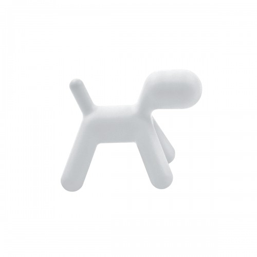 PUPPY LARGE WHITE