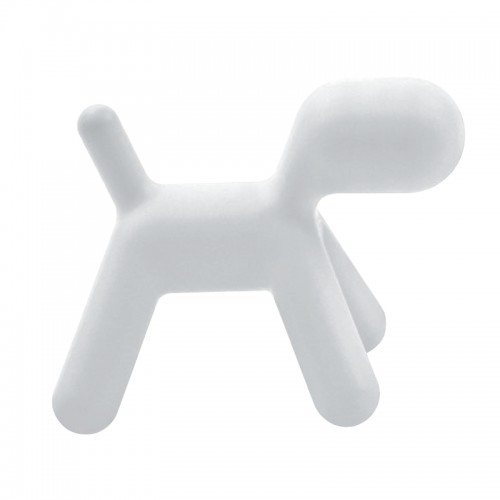 PUPPY XL WHITE