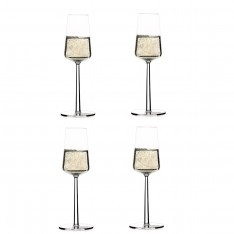 ESSENCE CHAMPAGNE GLASS -4PCS