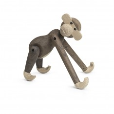 KAY BOJESEN MONKEY SMALL OAK