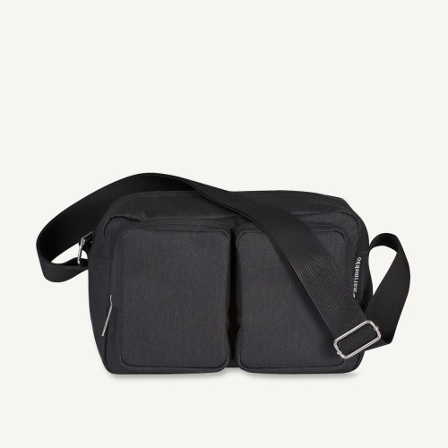KORTTELI SHOULDER BAG - BLACK
