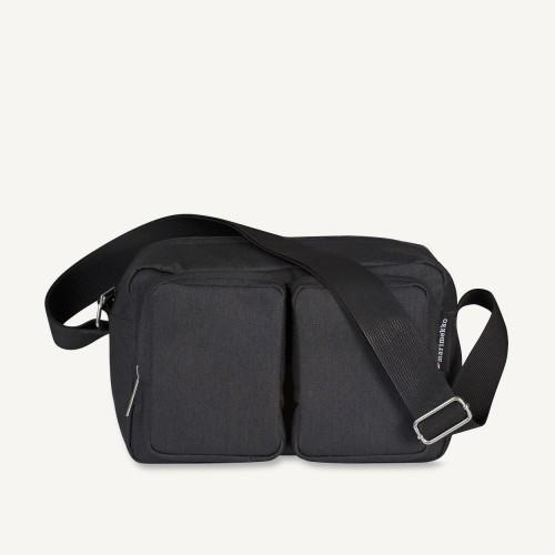 KORTTELI SHOULDER BAG - BLACK
