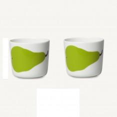 OIVA/PÄÄRYNÄ COFFEE CUP 2DL - 2PCS