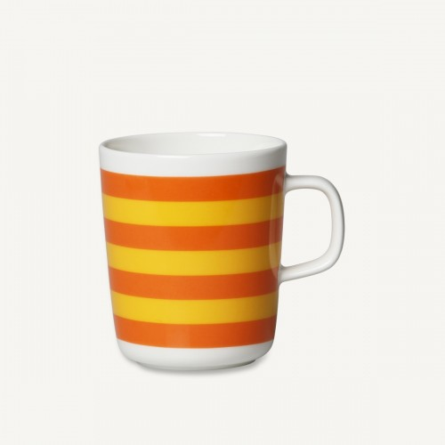 OIVA/TASARAITA MUG 2.5DL ORANGE/YELLOW