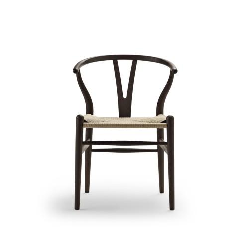 CH24 WISHBONE STOEL - OUDE EIK