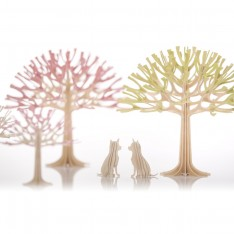LOVI SEASON TREE 11,5CM PINK