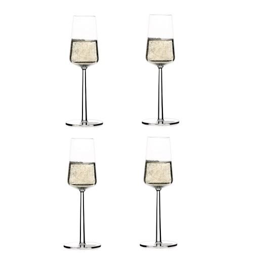 ESSENCE CHAMPAGNE GLASS -8PCS