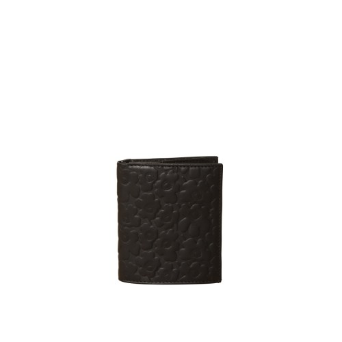 KATRI WALLET BLACK LEATHER