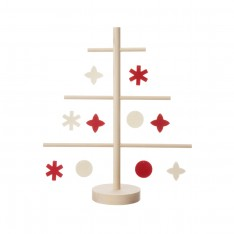 CHRISTMAS TREE 35CM MINI PACK