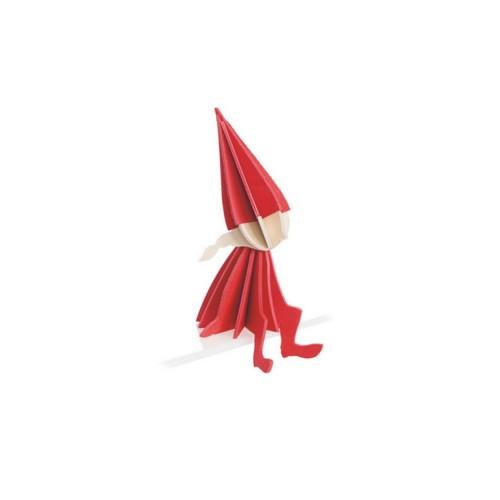 LOVI ELF GIRL 8CM BRIGHT RED