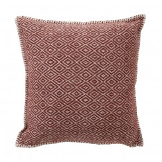 KLIPPAN STELLA CUSHION COVER 45X45CM RUST