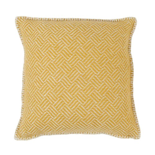 SAMBA CUSHION COVER 45X45CM YELLOW
