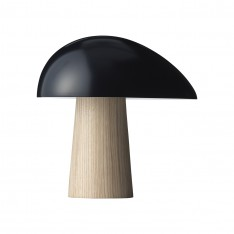 FRITZ HANSEN NIGHT OWL TABLE LAMP - ASH/MIDNIGHT BLUE