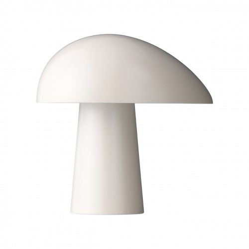NIGHT OWL LAMPE DE TABLE - MONOCHROME/SMOKEY WHITE