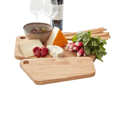 U3 CUTTING BOARD - OAK SMALL