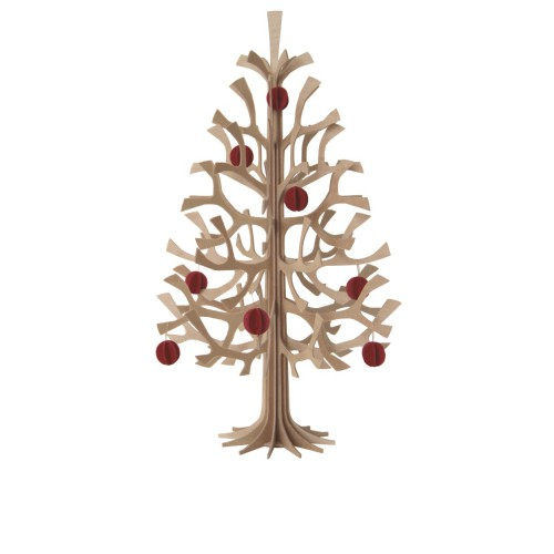 LOVI SPRUCE TREE 25CM NATURE