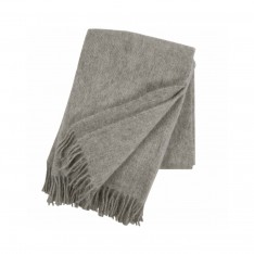 GOTLAND THROW 130X200CM GREY