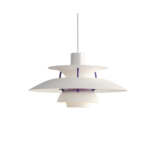 PH 5 MINI PENDANT CLASSIC WHITE MATT