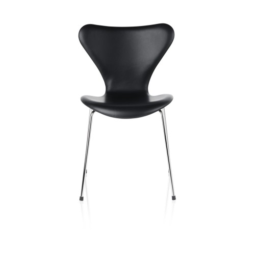 SERIES 7 CHAIR BLACK LEATHER