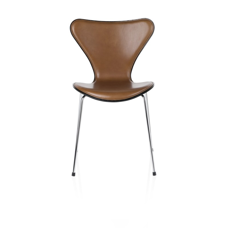 SERIES 7 CHAIR FRONT WALNUT LEATHER