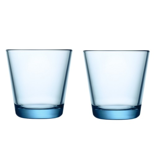 KARTIO GLASS 21CL - 2PCS LIGHT BLUE