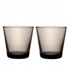 KARTIO GLASS 21CL - 2PCS SAND