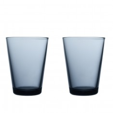 KARTIO GLASS 40CL -2PCS RAIN