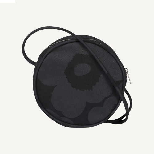 LIIA PIENI UNIKKO SHOULDER BAG - BLACK
