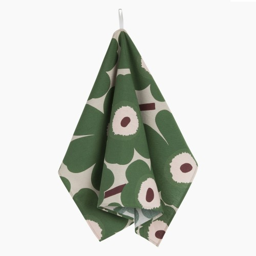 UNIKKO TEA TOWEL SET GREEN