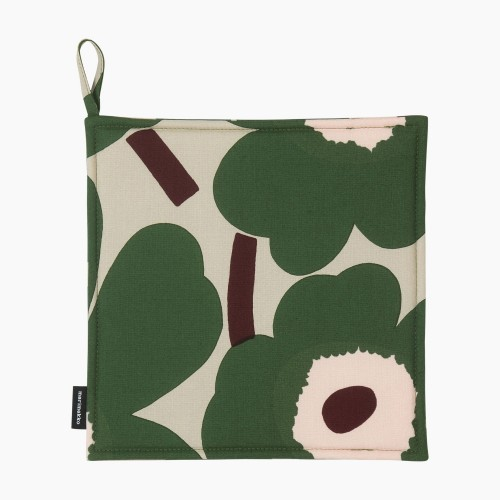 PIENI UNIKKO POT HOLDER GREEN