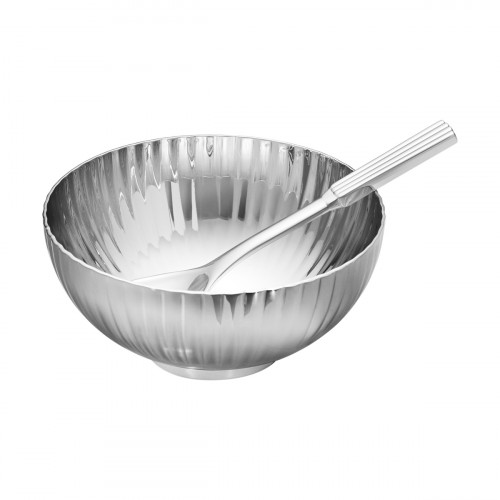 BERNADOTTE SALT BOWL WITH SPOON