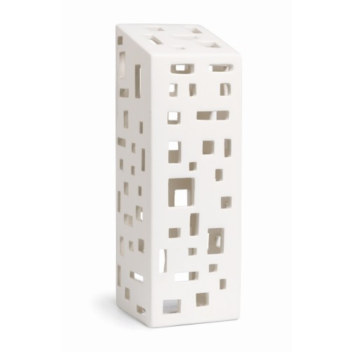 URBANIA CANDLE HOLDER - HIGH BUILDING