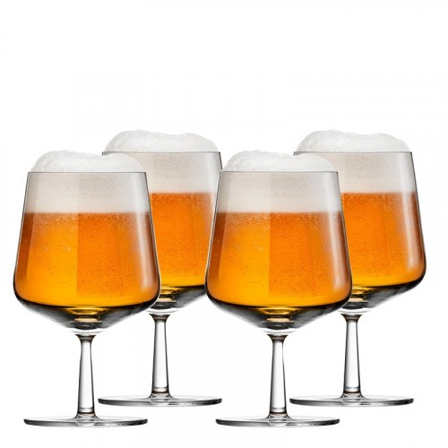 ESSENCE BEER GLASS - 4PCS