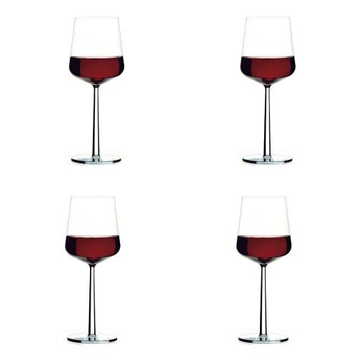 ESSENCE RED WINE GLASS - 4PCS