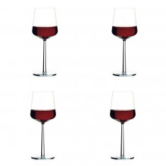 ESSENCE RED WINE GLASS - 4PCS