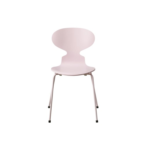 ANT CHAIR 3101 PALE PINK MONOCHROME