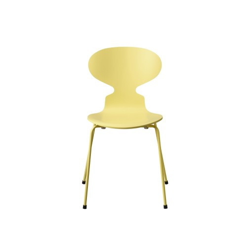 ANT CHAIR 3101 PALE YELLOW MONOCHROME