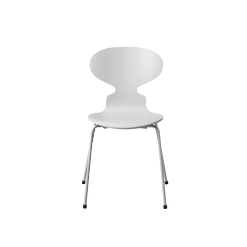 ANT CHAIR 3101 PALE GREY MONOCHROME