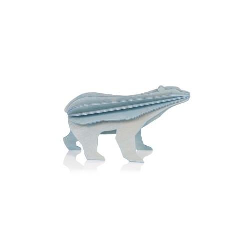 LOVI POLAR BEAR 7CM LIGHT BLUE