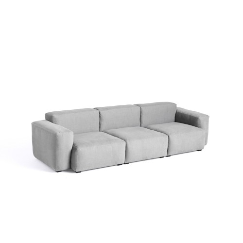 MAGS SOFT LOW SOFA 3-SEATER - LINARA 443 (COMBI 1)