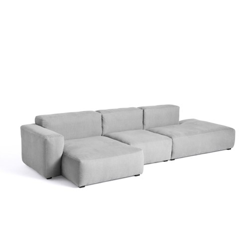 MAGS SOFT LOW SOFA 3-SEATER - LINARA 443 (COMBI 4L)