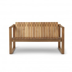 BK12 2-SEATER BENCH TEAK