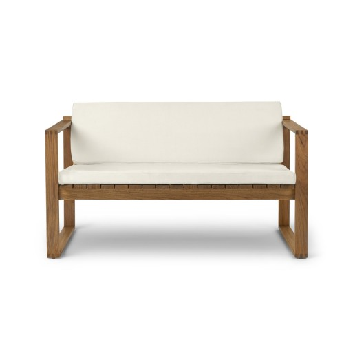 CUSHION BK12 2-SEATER BENCH