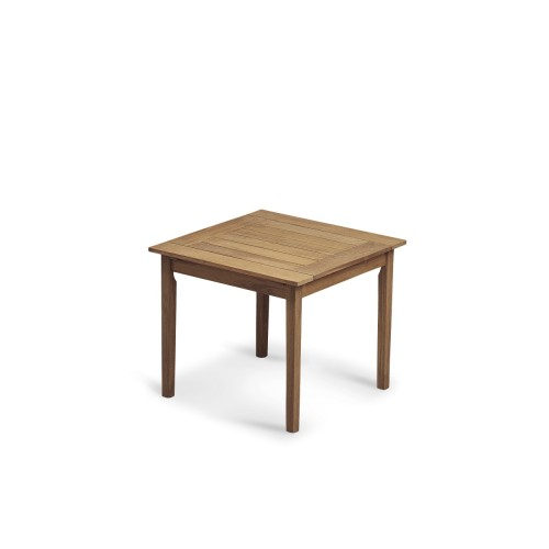 TABLE DRACHMANN 86CM TECK