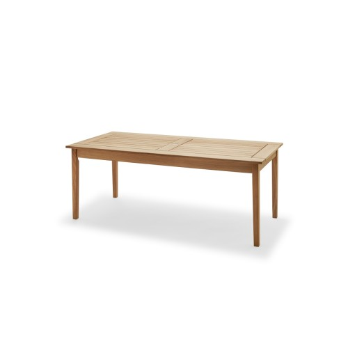 TABLE DRACHMANN 190CM TECK