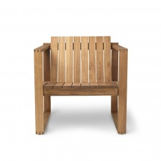 BK11 LOUNGE CHAIR TEAK